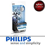 Par Lámparas Philips WhiteVision W5W T1012V 65W + 60% 4300K 12961NBVB2