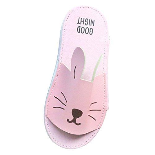8f6626ce8 display08 Creative Cartoon Rabbit Slipper Pencil Bag Stationery Storage  Organizer Pouch - Pink