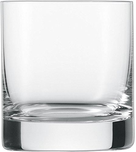 Schott Zwiesel 579704 Whiskybecher Paris 60 Whiskyglas, Bleifreies Kristallglas, transparent, 8 x 8 x 9 cm, 6 Einheiten