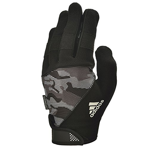Adidas Full Finger Performance Gloves Unisex Handschuh, Mehrfarbig (Schwarz/Camoflage),  S
