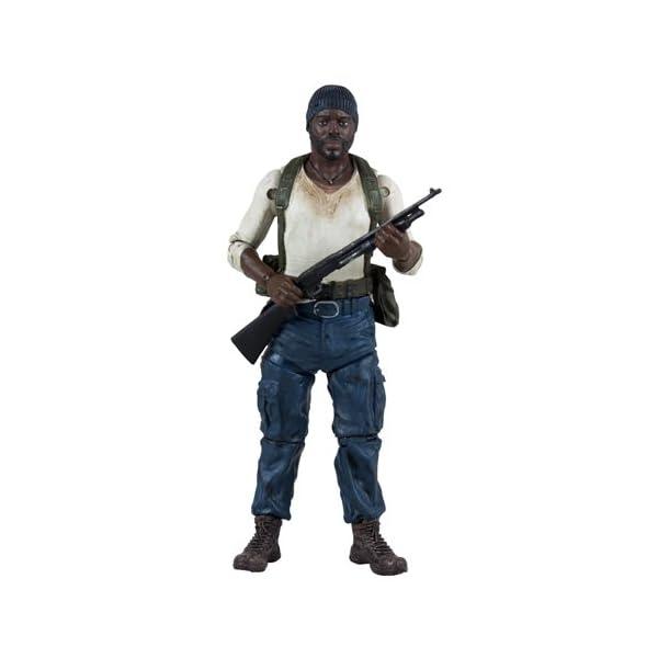 McFarlane Toys Walking Dead TV 5 Tyreese Figura de acción 1