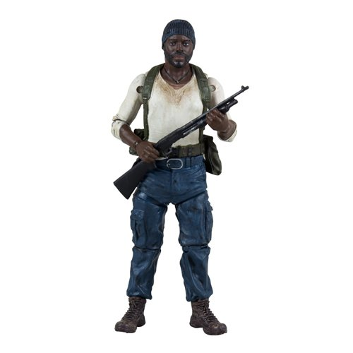 ng Dead TV 5 Tyreese Action Figur ()