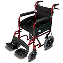 Simplelife Mobilit Ultra Lger Fauteuil Roulant De Transfert Pliant