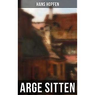 Arge Sitten (German Edition)