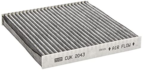 Mann Filter CUK2043 Filter, Innenraumluft