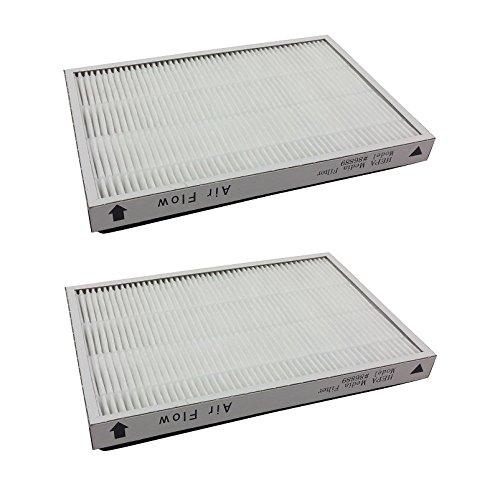 2Stück Kenmore 86889EF-Auspuff HEPA Vakuum-Filter, ersetzt Sears Kenmore Teil # 86889, 20–86889, 40324, EF1& Panasonic Teil mc-v199h, entworfen und hergestellt von Best Vakuum Filter
