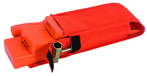 Weaver Leder Heavy Duty Multi Tool Holster, orange (Leder-holster Heavy-duty)
