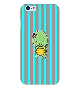 Citydreamz Cartoon Hard Polycarbonate Designer Back Case Cover For Apple Iphone 4/4S