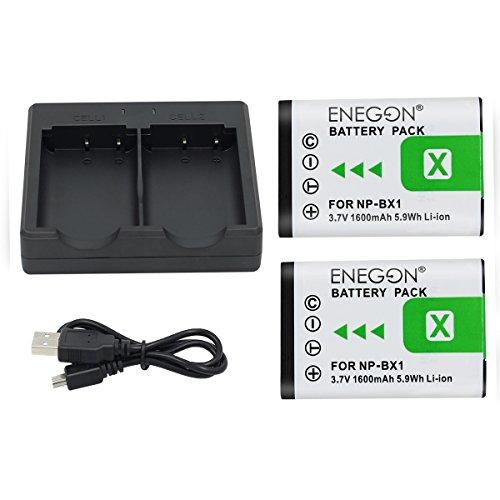 NP-BX1 ENEGON Batería de repuesto...