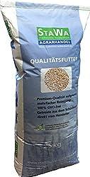 StaWa Weizen, Geflügelfutter, Hühnerfutter, Mühlenqualität!! 25 kg GVO - frei