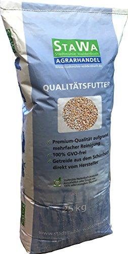 StaWa Weizen, Geflügelfutter, Hühnerfutter, !!Mühlenqualität!! 25 kg GVO - frei
