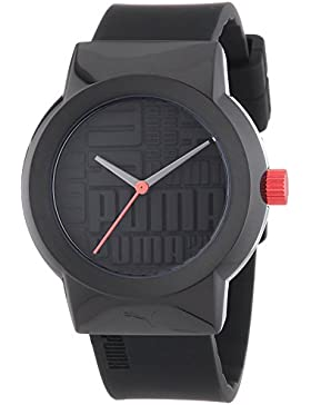 PUMA TIME Damen-Armbanduhr UPDOWN Analog Quarz Resin PU103842002