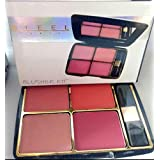 STEEL PARIS 4Colour Blusher Kit