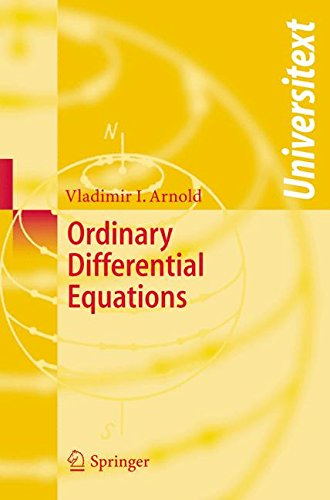 Ordinary Differential Equations (Universitext)