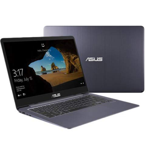 Asus Vivo Book 14 S406UA-BM165T (Intel Core i5 8250U 8th Gen, 8GB DDR4 RAM, 256GB SSD, 14.1″HD IPS Screen,Finger Print Reader,Backlit Keyboard,Grey)