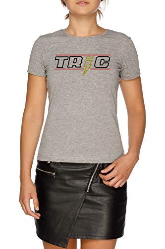 Tric - Peyton, Oth Damen Grau T-Shirt Größe XL | Women's Grey T-Shirt Size XL