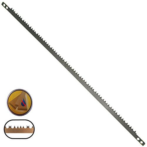 3 x Sägeblätter Trockenholz-Bügelsäge 530 mm Sägeblatt Holzsäge Ersatzsägeblatt