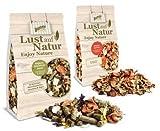 Bunny Enjoy Nature - Mezcla de verduras con remolacha para conejos y roedores - 50 gramos