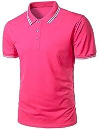 Camisetas Amazon Polos Ropa Rosa Camisas es Y px4ztSw