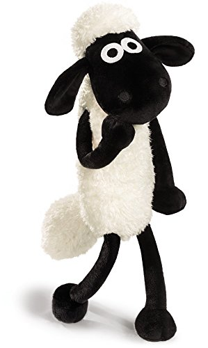 NICI - Oveja Shaun, Color Blanco (39655)