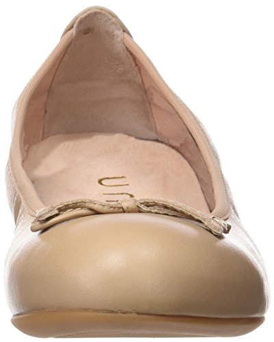 Unisa Acor_17, Ballerine Donna Beige (Tawny)