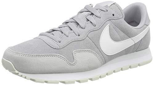 Nike Air Pegasus 83 LTR, Zapatillas de Running para Hombre, Gris (Wolf Grey Pure Platinum/Off White 002), 42 EU