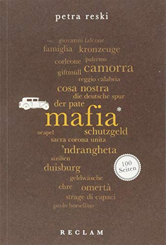 Mafia. 100 Seiten (Reclam 100 Seiten)
