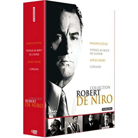 Collection Robert De Niro - Coffret - Raisons d'état + Voyage au bout de l'enfer + Angel Heart +