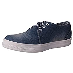 1 WALK MAPPLE COLLECTION ORIGINAL COMFORTABLE STYLISH WOMEN SHOES /SNEAKERS/COLLEGE WEAR/2018 LATEST COLLECTION/PARTY WEAR/CASUAL WEAR/WEEDING WEAR-Blue::Grey-K202C-36