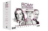 Romy Schneider - La Collection: La banquière + Le train + Une femme à sa fenêtre + Les choses de la vie + César et Rosalie + Max et les ferrailleurs + La piscine + Le vieux fusil + L'important c'est d'aimer + Christine