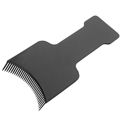 MagiDeal Plaque Peigne à Coloriage à Cheveux Conseil de Protection à Coloration Teinture de Coiffure Outil à Salon de Beauté