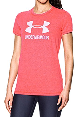 Under Armour Women's Sportstyle Crew Short Sleeve Shirt