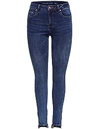 JACQUELINE de YONG Women's Maternity Jeans