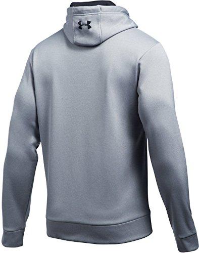 Af Icon Solid Po Hood Men's Warm-up Top