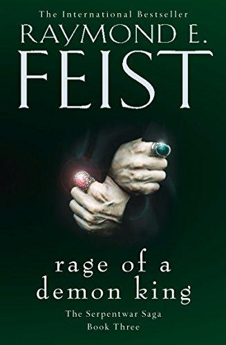 Livre en espagnol téléchargement gratuit Rage of a Demon King (The Serpentwar Saga, Book 3) by Raymond E. Feist PDF FB2