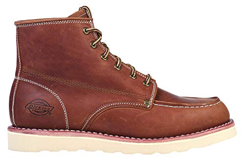Dickies Hommes Bottes Chaussure en Cuir Chaussure New Orleans MOC Toe Boot différentes Couleurs