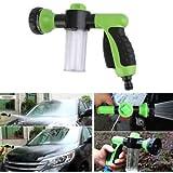 SLB Works Brand New Pro Multifunction Car Home Wash Snow Foam Water Gun Clean Pipe Washer Spray Gun