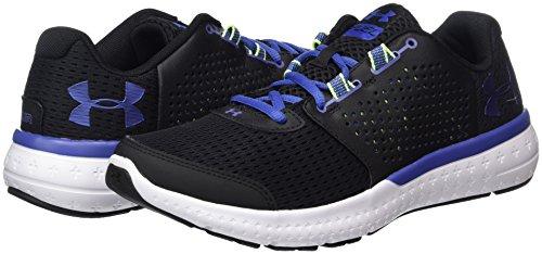 Under Armour Ua W Micro G Fuel Rn Chaussures de Running Compétition Femme Noir (Black 002)