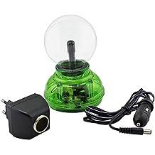 PsmGoods® Lampada della luce Purificatore d'ambiente LED di controllo di voce magica sfera del plasma (Sfera Di Musica)