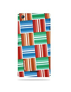Sony Xperia T3 Printed Back Cover / MBA MarSal Designed Printed Cover For Sony Xperia T3