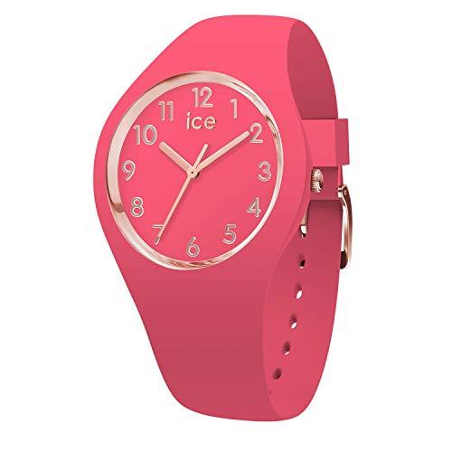 Ice-Watch Reloj Analógico para Mujer de Cuarzo con Correa en Silicona 15331