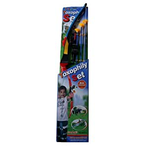 Bow and Arrow Kit for Young Kids