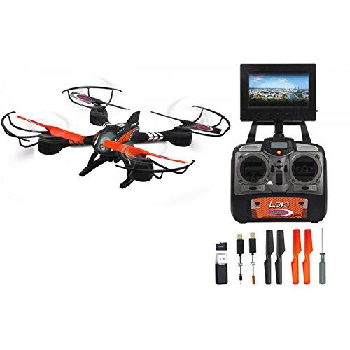 Jamara Loky FPV AHP+ Quadcopter mit Kamera - 2