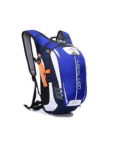 ZQ 25 L Tourenrucksäcke/Rucksack / Travel Organizer Legere Sport Draußen Wasserdicht / Schnell abtrocknend / tragbar / Atmungsaktiv andere Blue