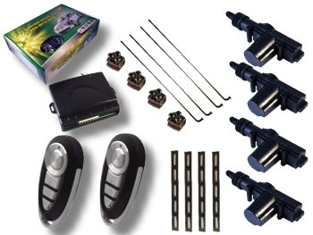 Universal Remote Central Locking Kit Fits All Cars