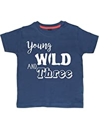Edward Sinclair Young Wild and Three Childrens T-Shirt