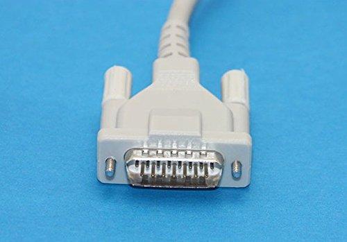 10Führen EKG-Kabel für Schiller Banana 4.015Pin Kompatibel - Führen Ekg-kabel