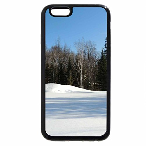 iPhone 6S / iPhone 6 Case (Black) Barry's Bay Winter