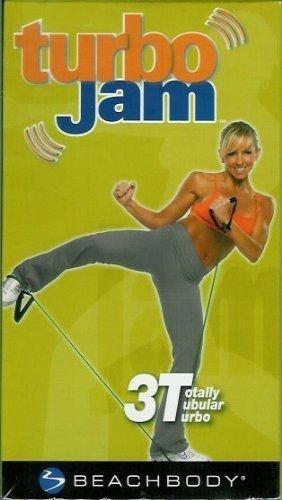 Turbo Jam 3T Totally Tubular Turbo Beach Body DVD (Bodys 3t)