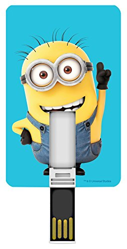 Tribe 8gb, minions 8gb usb 2.0 capacity unità flash usb